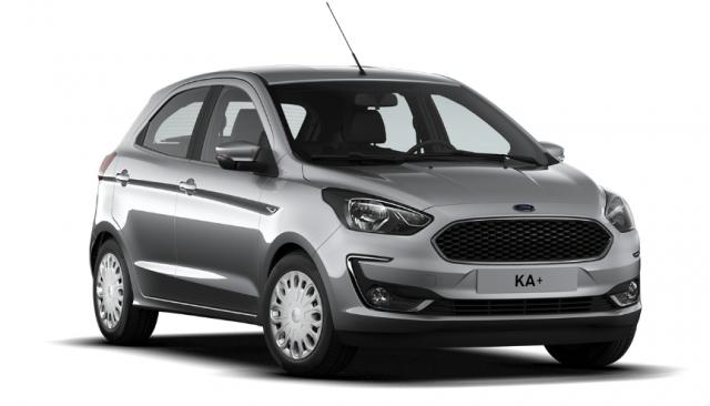 Κυκλοφόρησε το νέο Ford Ka+